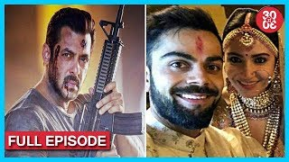 Salman Khan Grills Sushant Over Sooraj | Anushka-Virat To Move Into Their Mumbai Apartment & More