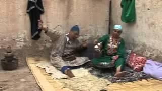 مقطع مضحك من الفيلم الأمازيغي ''سيدي منصور''