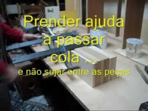 Como Filetar MDF e Aplicar de Cola De Contato Elias Leão