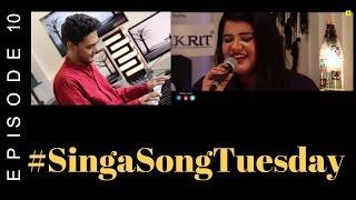 Chalo Let's Go || Chupi Chupi Raat || #SingaSongTuesday S02E10 || Shibasish ft. Ujjaini