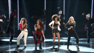Little Mix Move X Factor USA