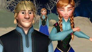 Kristoff forgets Anna's Anniversary! - Frozen Tales of Elsa & Anna Episode 1