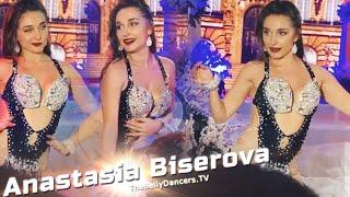 Anastasia Biserova - Cairo Belly Dance / رقص شرقي القاهرة مع أناستزيا