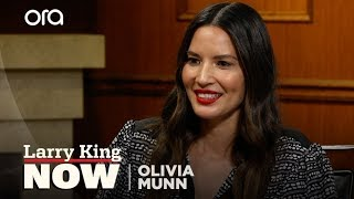 """Men are now more aware of their existence"":  Olivia Munn talks #MeToo movement"
