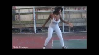 Sexy dancer kyana gwe song by skata Afrobeats Lagos to Kampala ish
