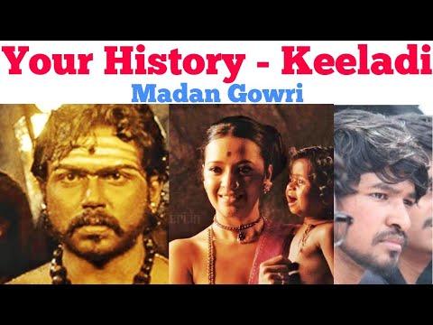 Xxx Mp4 Your History Keeladi Tamil Madan Gowri MG Keezhadi Excavation 3gp Sex