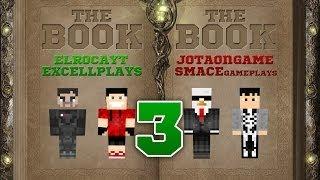 EP. 3 TEAM NETHER   Jota y Sara   #TheBook c/ Roca, Excell y Jota