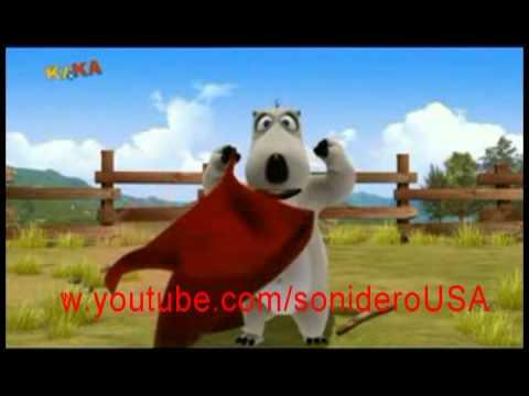 El oso polar ( VERSION ORIGINAL) cumbia sonidera playing with guacharaca)
