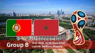 Portugal v. Morocco (HIGHEST scoring game thus far!)