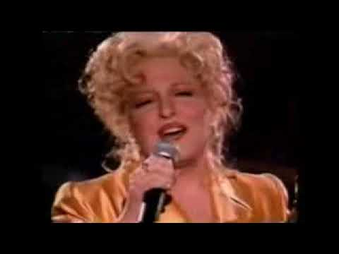 Bette Midler ~ The Rose ~ BEST DUET ~ With Ms  Judd!! Beautiful! ♥♥♥♥♥ 240p Video Clip