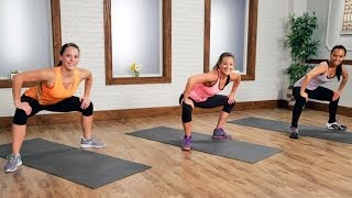 The Ultimate Inner Thigh Workout | Class FitSugar