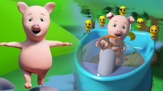 Rig A Jig Jig | Chanson pour les enfants | nursery chanson | Baby Song | Rhymes For Children & Kids