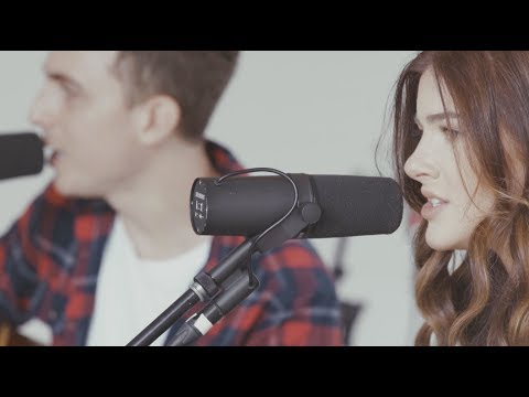 What About Us - Pink - Acoustic Cover - Landon Austin and Riley Clemmons