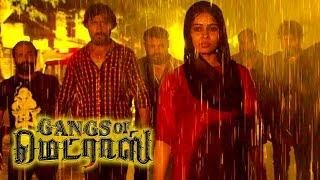 Gangs of Madras Movie Scenes | Daniel Balaji reveals his past | Priyanka Ruth shoots the police