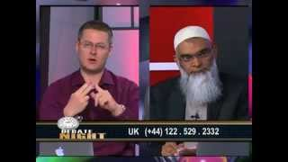 David Wood obliterates Shabir Ally on the Satanic Verses