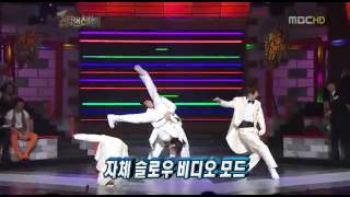 * SUPER JUNIOR * in * DANCE BATTLE *...........