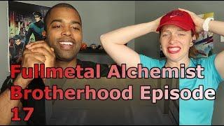Fullmetal Alchemist: Brotherhood Episode 17