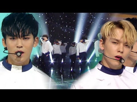 《EXCITING》 SEVENTEEN (세븐틴) - Don't Wanna Cry (울고 싶지 않아) @인기가요 Inkigayo 20170604