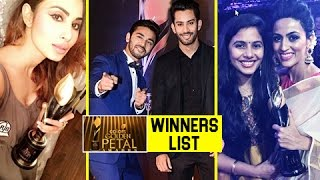 Full Winners List | 5th Colors Golden Petal Awards 2017