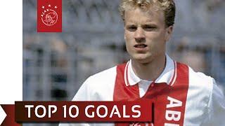 TOP 10 GOALS - Dennis Bergkamp