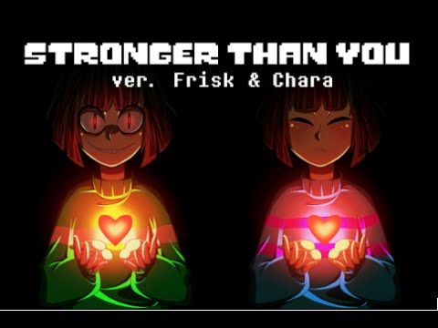 Xxx Mp4 【Undertale】Stronger Than You Parody Chara Frisk Response Duet 3gp Sex