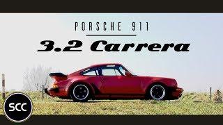 PORSCHE 911 3.2 CARRERA- 1985 - Test drive in top gear   SCC TV