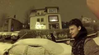 Diario de Intercambio - Islandia - my first time with snow in Iceland