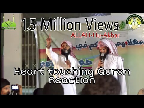 Xxx Mp4 World Beautyfull Quran Voice Reaction By Mansoor Al Slami 3gp Sex