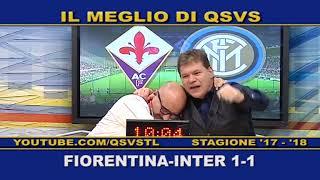 QSVS - I GOL DI FIORENTINA - INTER 1-1  - TELELOMBARDIA / TOP CALCIO 24