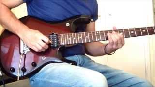 Emotional Melodic Guitar Solo 1 by Stel Andre