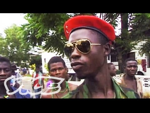 The Cannibal Warlords of Liberia (Full Length Documentary)