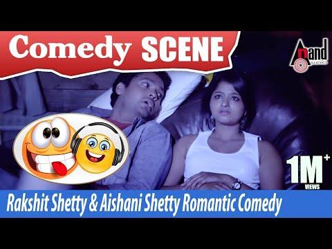 Vaastu Prakaara | Rakshit Shetty & Aishani Shetty - Romantic Comedy   Scenes
