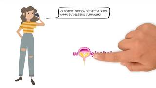 Türkiyədə ixtisaslaşmış Uroginekoloq Aygün Səlimova