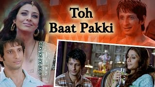 Toh Baat Pakki - Tabu - Ayub Khan - Sharman Joshi - Yuvika Chaudhary - Comedy Movie