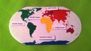 Learn the Five Oceans Song for Kids