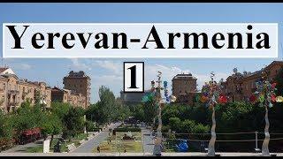 Armenia /Yerevan (Walking  tour 1) Part 15