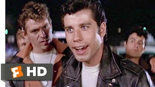 Grease (3/10) Movie CLIP - Phony Danny (1978) HD