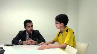 Interview with Nabil Mustafiz Part 1