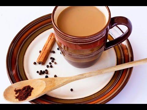 How to make tea in indian style - मसाला चाय - desi chai - desi tea