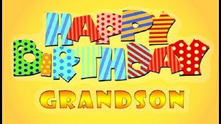 Best Birthday Wishes For Grandson - B-Day Quotes, Messages, Greeting, SMS, Saying