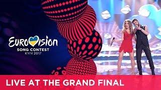 Ilinca ft. Alex Florea - Yodel It! (Romania) LIVE at the 2017 Eurovision Song Contest