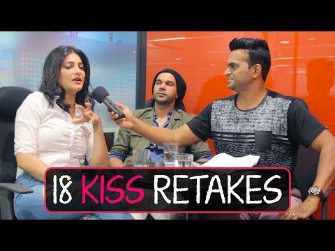 Xxx Mp4 18 Kiss Retakes For Film Behen Hogi Teri Shruti Hassan And Rajkumar Rao 3gp Sex
