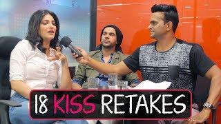 18 Kiss Retakes for Film Behen Hogi Teri?!   Shruti Hassan and Rajkumar Rao