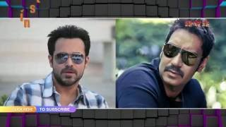 Emraan Hashmi all excited about reuniting with Ajay Devgan for