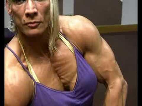 Nicole Pfuetzenreuter ripped and readdy
