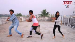 Colourful Chilaka Video Song / Express Raja / justice crew india