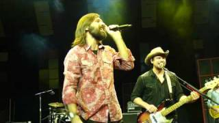 THIRD DAY LIVE 2011: LIFT UP YOUR FACE (San Antonio, TX- 2/20/11)