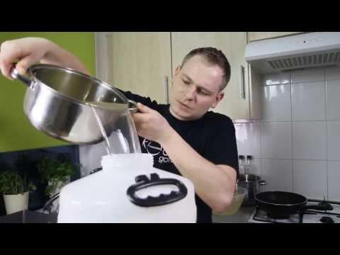 Jak zrobić wino ryżowe część 2