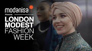 London Modest Fashion Week 2017