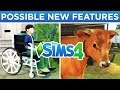 Download Video Download NEW INFO ON DISABILITIES, SUPERNATURALS, FARMING, BABIES, & MORE! 😍🎮 // The Sims 4: Speculation 3GP MP4 FLV